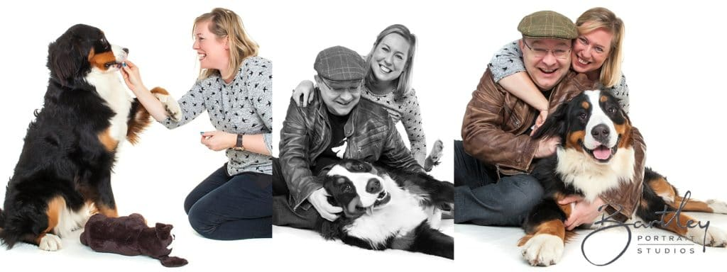 couple and pet portraits cheshire and manchester