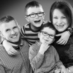 Family Portrait Studio Warrington