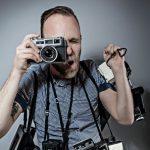 Chris, Photographer at Bartley Portrait Studios in Warrington Chester